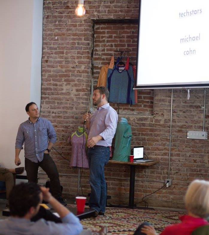 Michael Cohn intros  Techstars Atlanta  .   Missed the application deadline? Maybe watch this year's round closely and take a few notes. P HOTO:  Bhargava Chiluveru    of   Chil Creative
