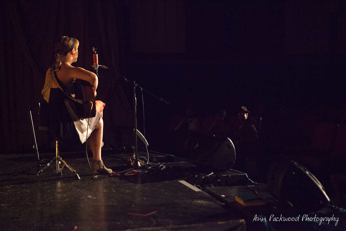 Singer-songwriter   Adron  performs at the Aug. 13  Good Gracious show . PHOTO |  Ann Packwood Photography