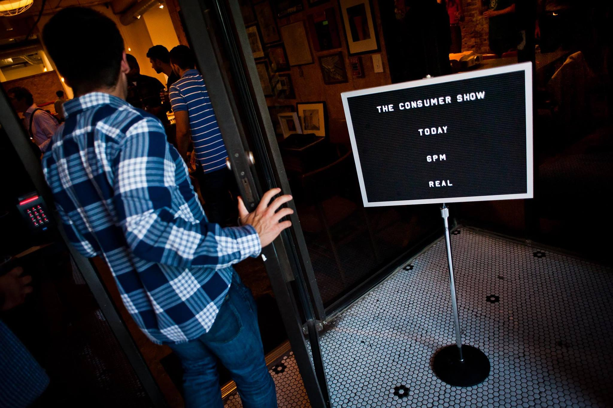 """The Consumer Show  at Switchyards: It's a """"real"""" good time. 