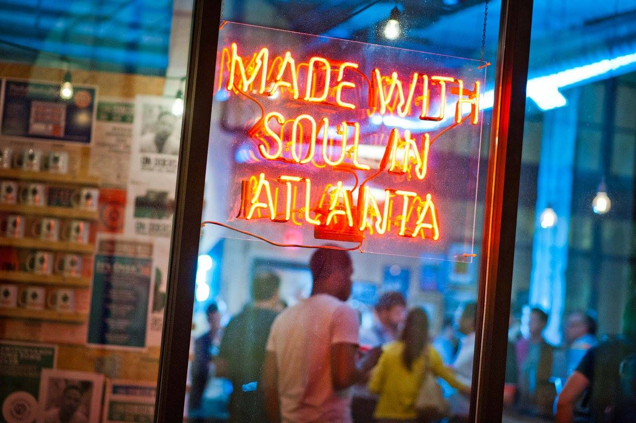 Made with Soul in Atlanta.  Switchyards.   |   PHOTO:    Jason Seagle