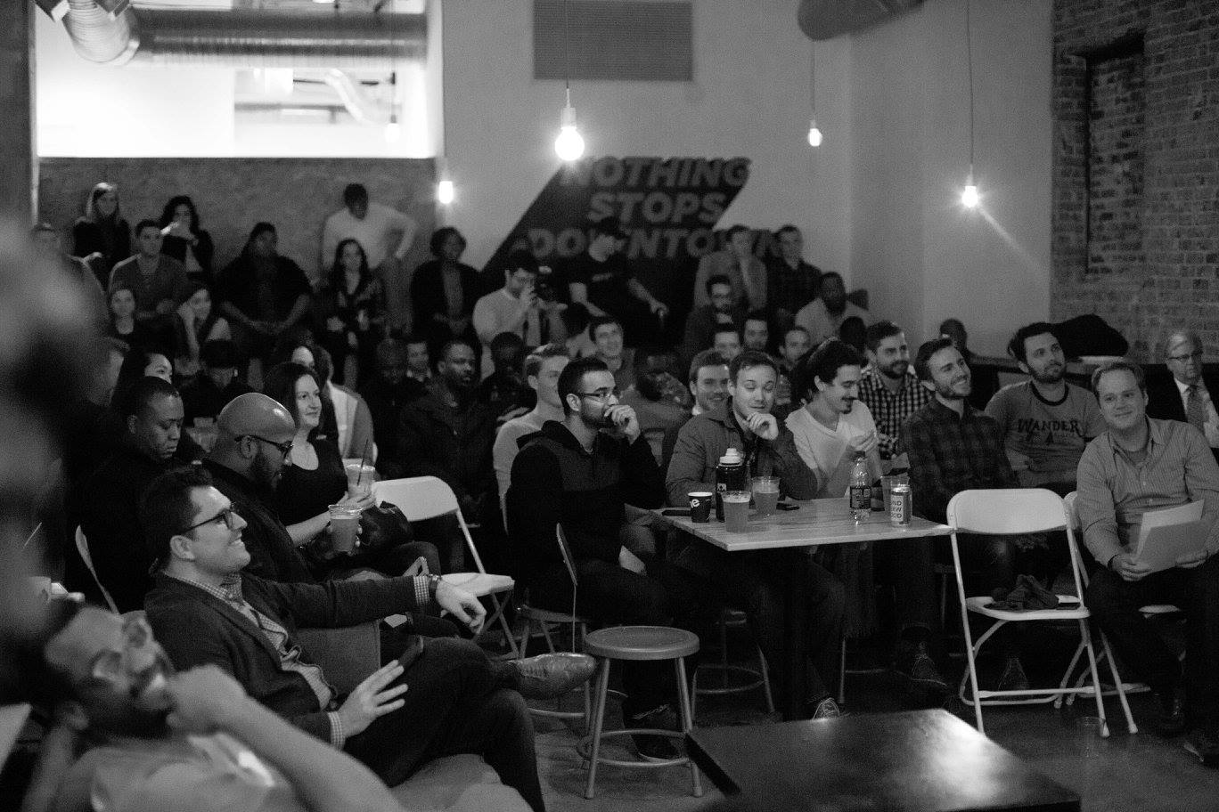 The Consumer Show  . Captivating audiences for 10 months straight .PHOTO:    Chil Creative
