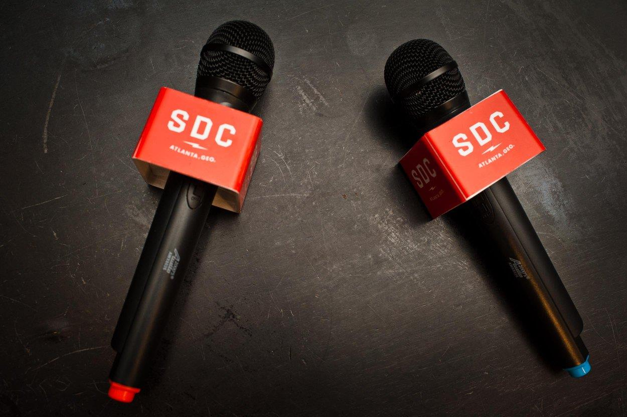 """The Consumer Show  at Switchyards: Kind of like """"Open Mic Night"""" for entrepreneurs.