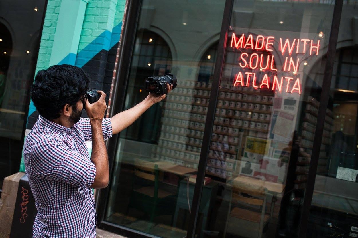 Made with Soul in Atlanta.  Need we say more?|PHOTO: Jason Seagle