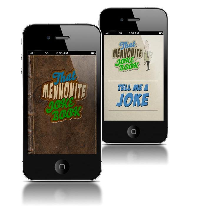 That Mennonite Joke Book App