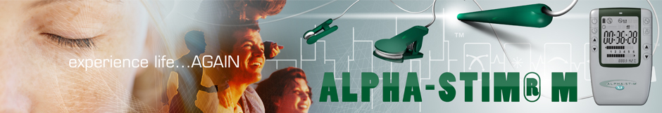 Visit Alpha-Stim.com for your research needs, additional information and other uses for this fascinating technology.