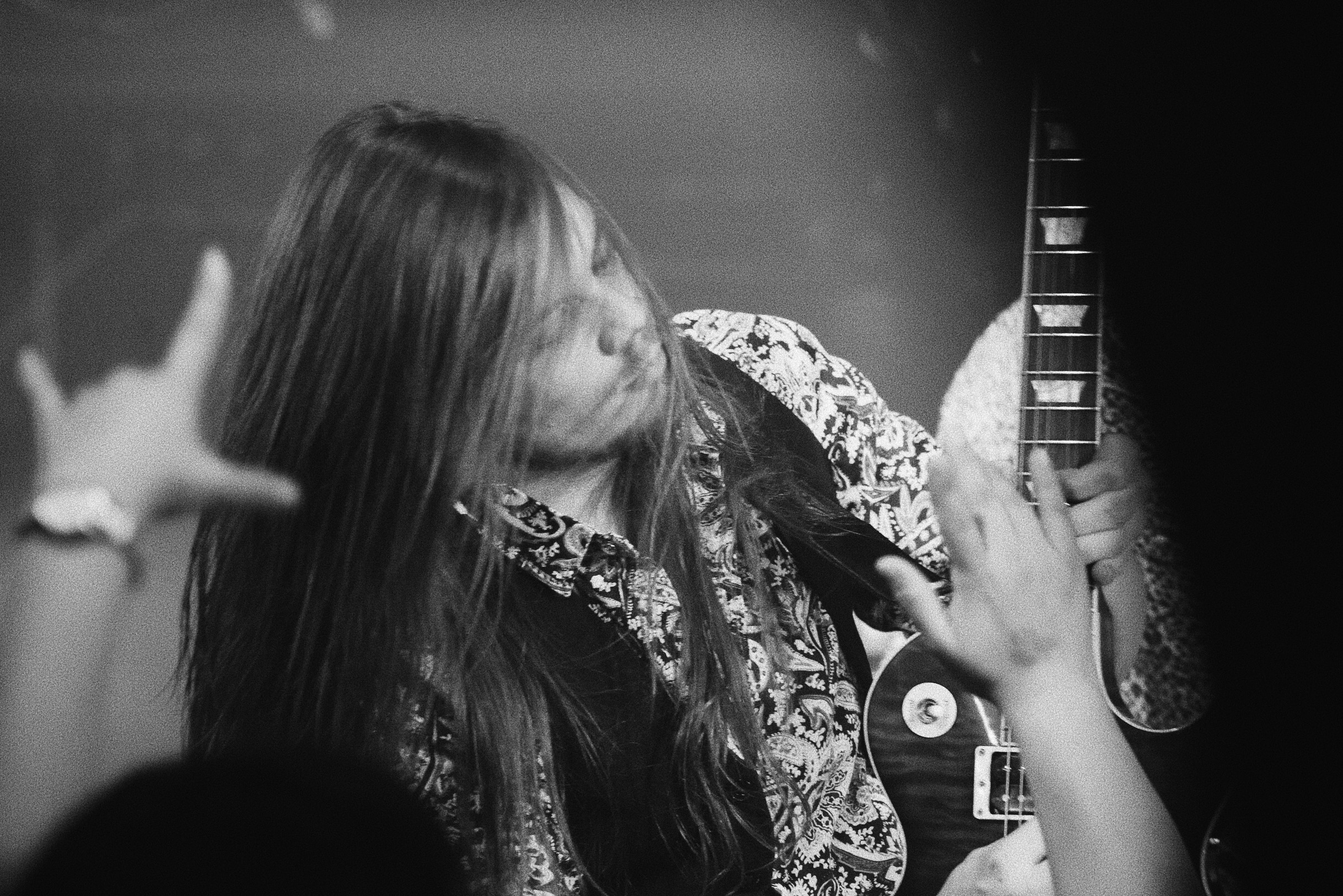 HUNTER Lovan — Lead Guitar