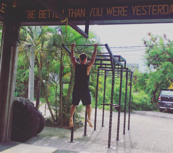 Hanging out in Bali Fit