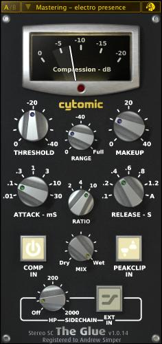 - Cytomic's - The Glue