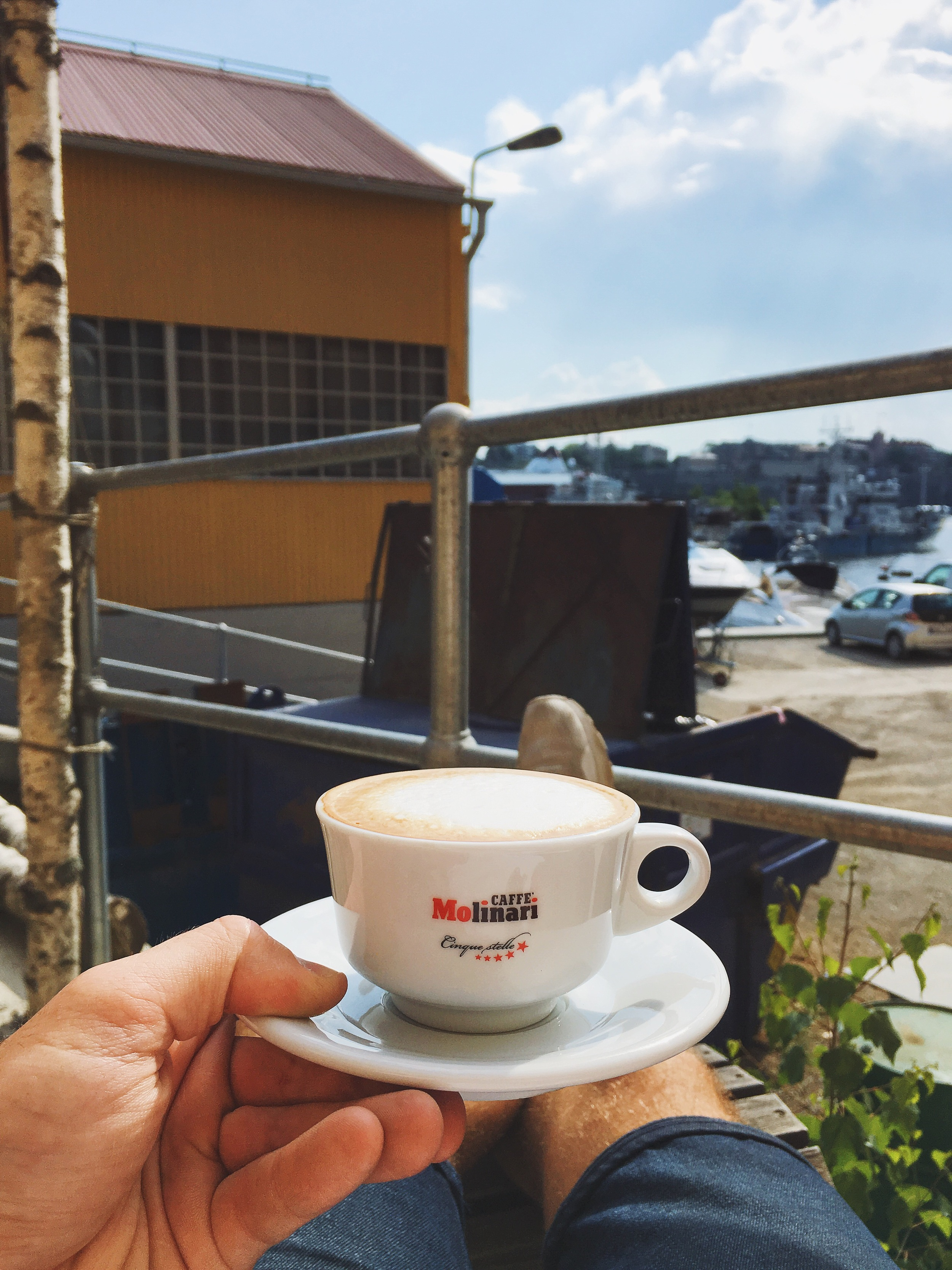 #skrotencafé