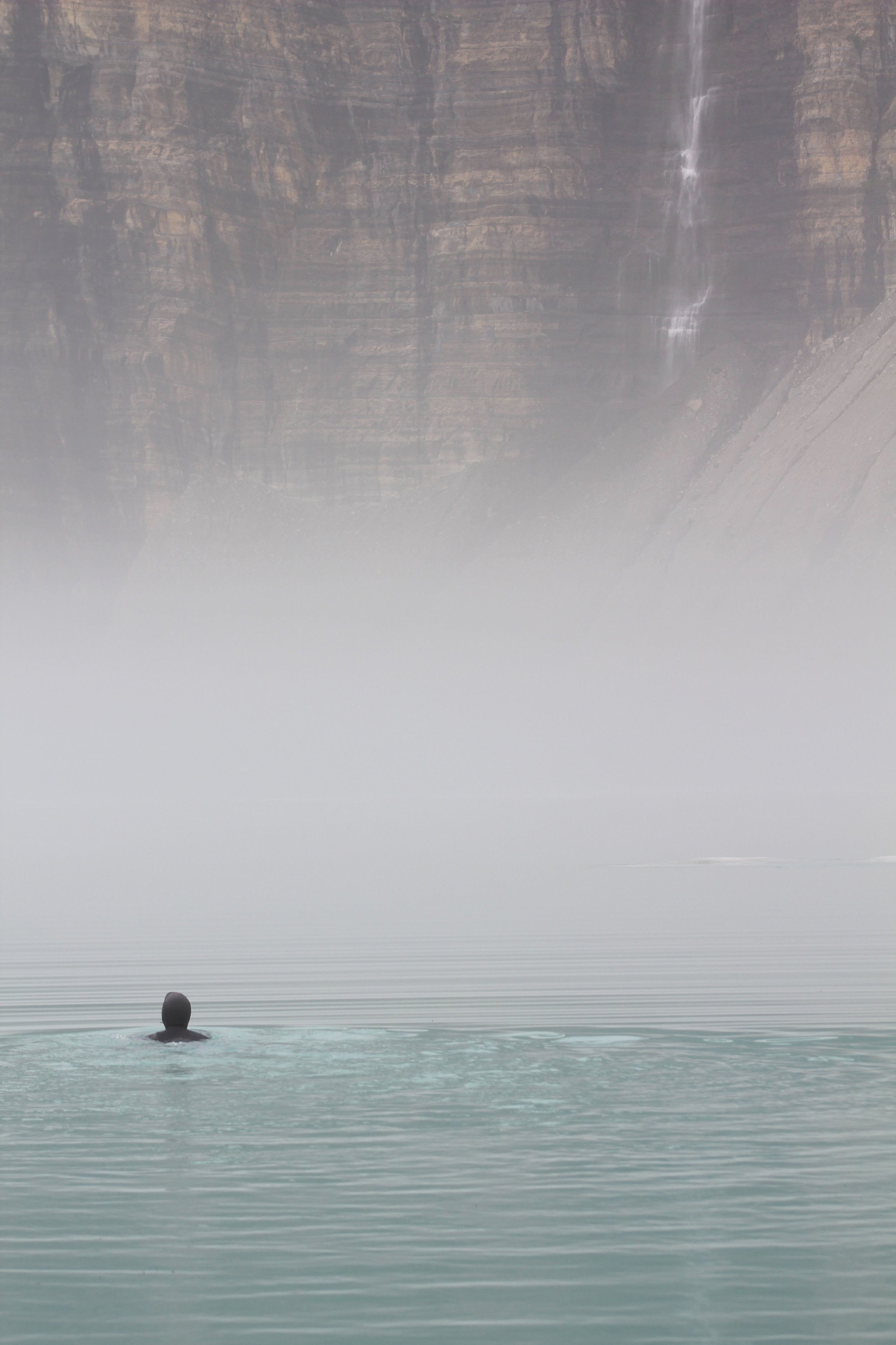 Becoming Water, Upper Grinnell Lake