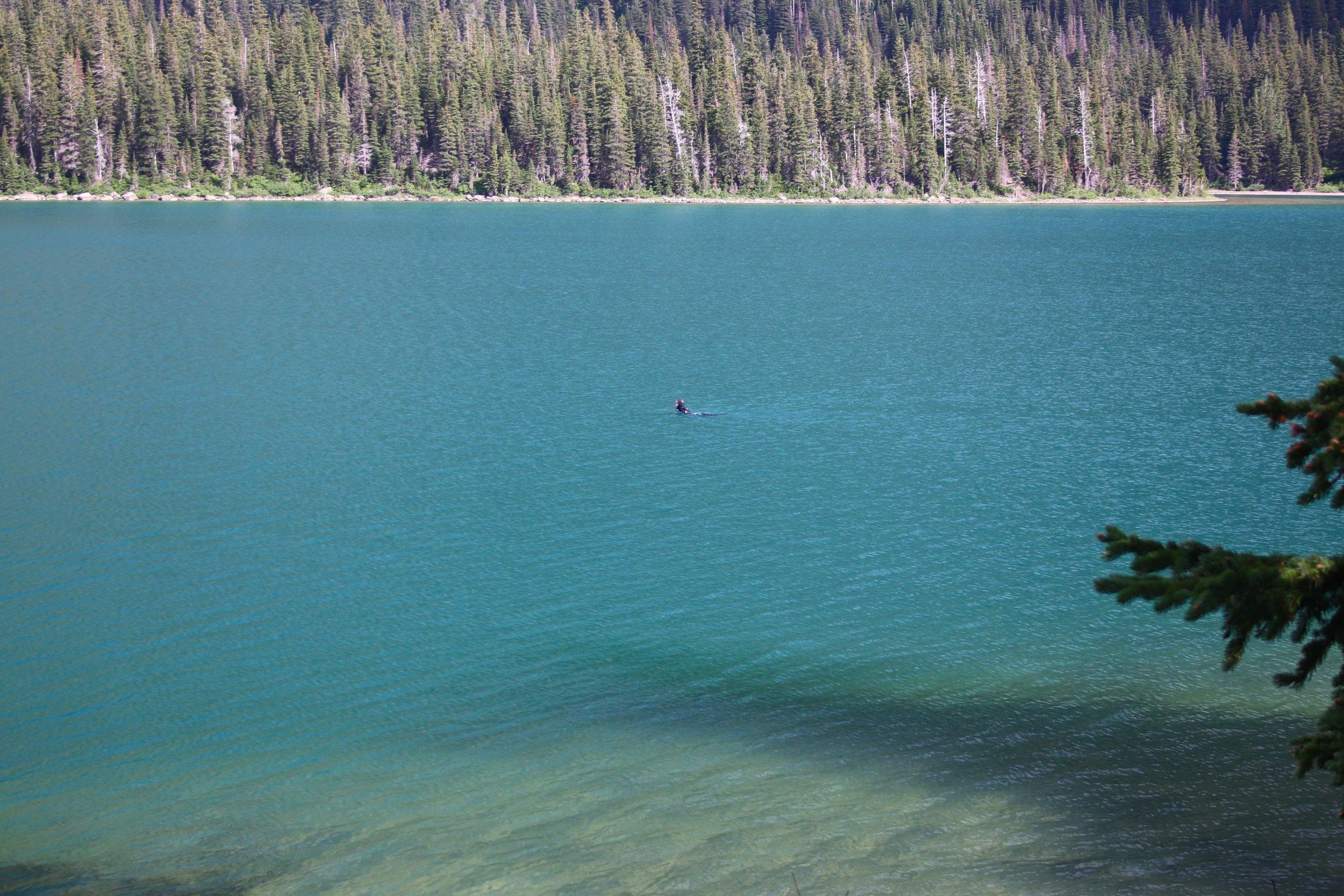 Becoming Water, Lake Josephine