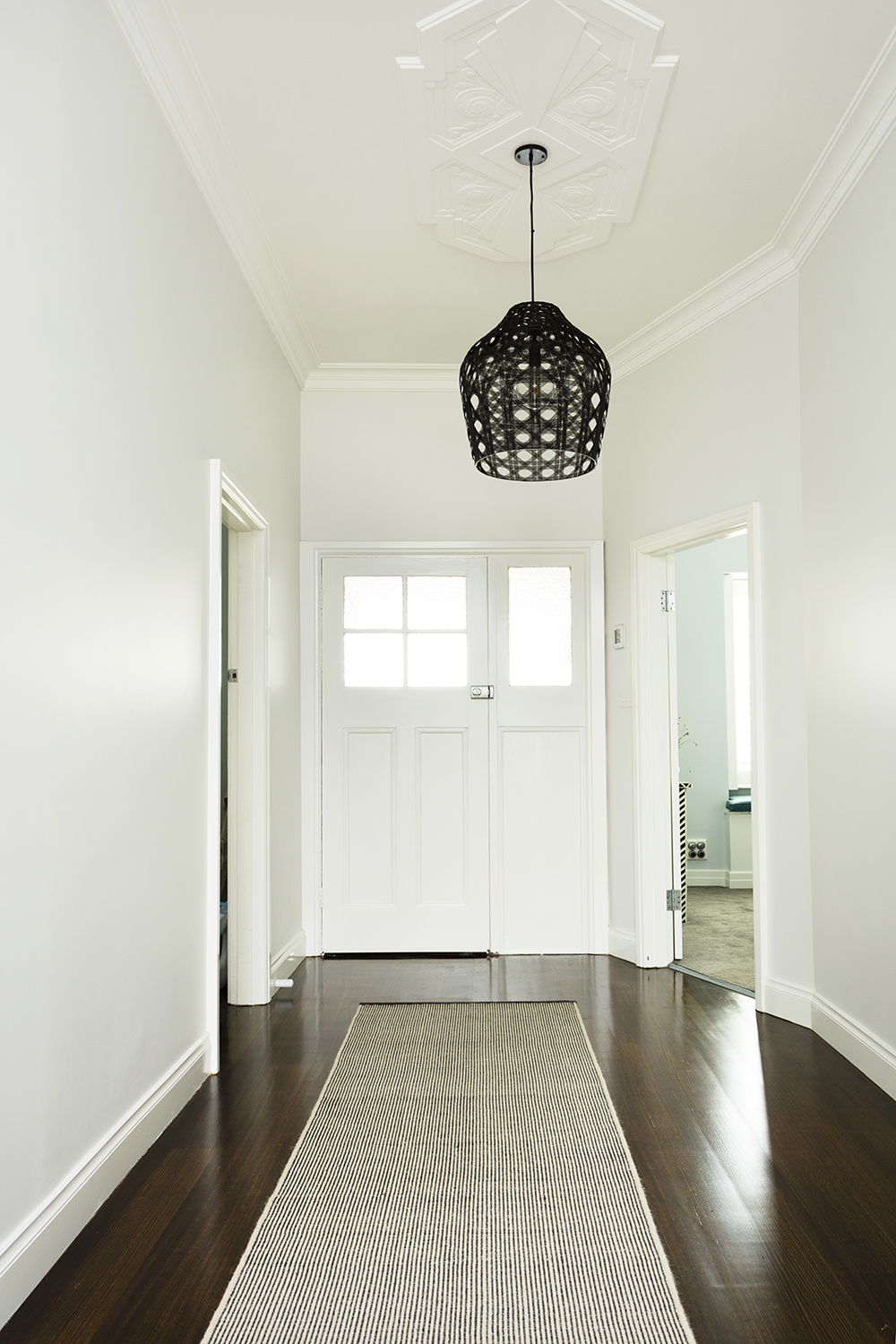 hallway design ideas, interior designer melbourne
