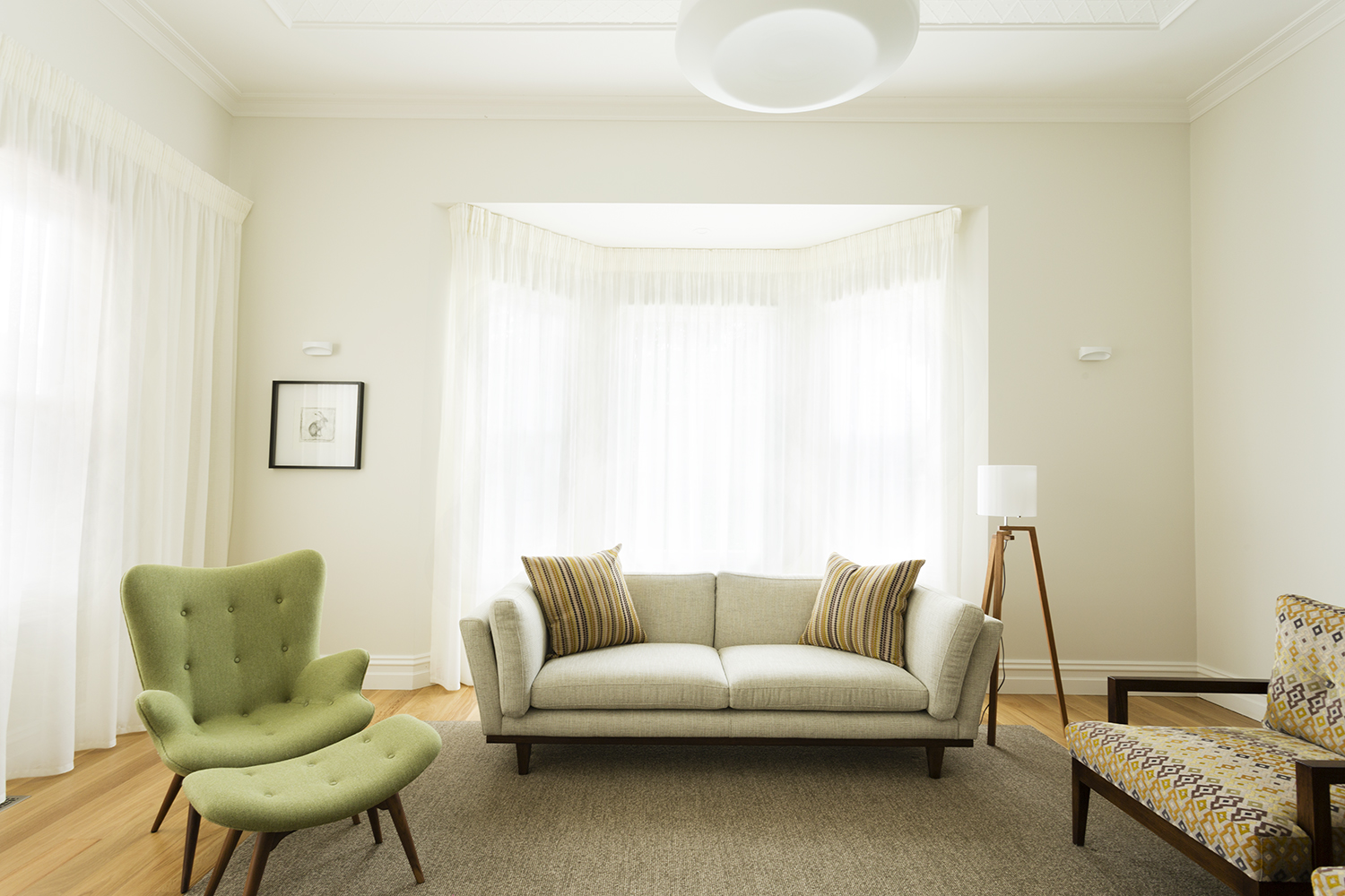 curtains, ripplefold curtains, sheer curtains, interior decorator, melbourne