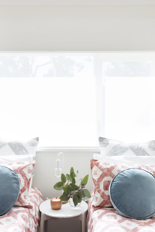 bedroom design ideas makeover interior designer Melbourne