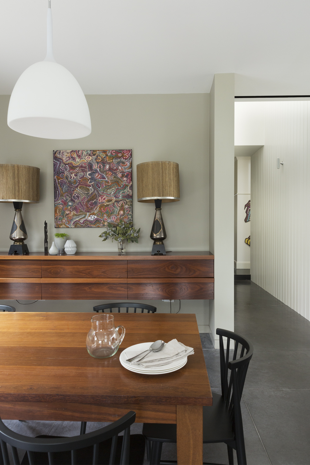 Melbourne, Clifton Hill interior design by Meredith Lee