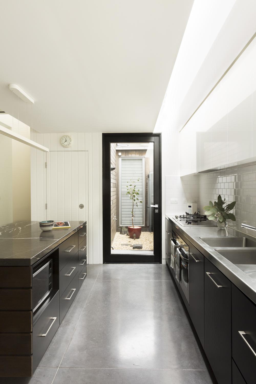 Kitchen design Interior designer Melbourne Clifton Hill Interior decorator design ideas house design