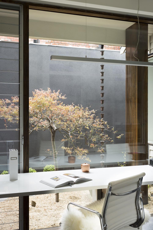 Interior designer Melbourne Clifton Hill Interior decorator design ideas house design study