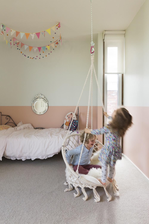 bedroom design Interior designer Melbourne Clifton Hill Interior decorator design ideas house design curtains