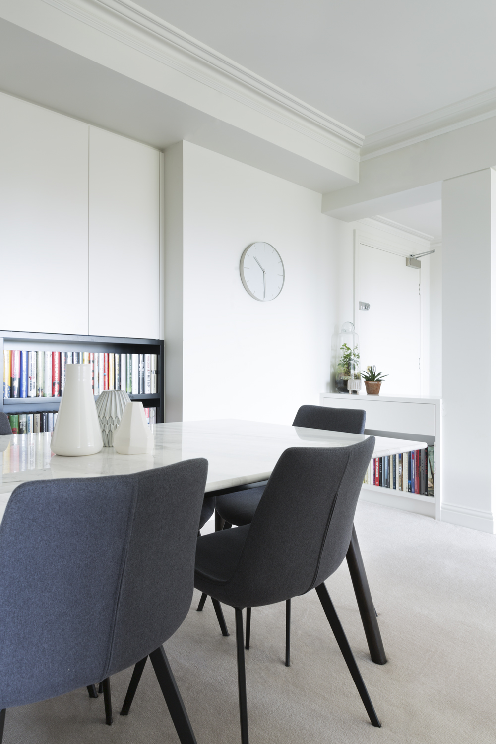Melbourne apartment dining room makeover
