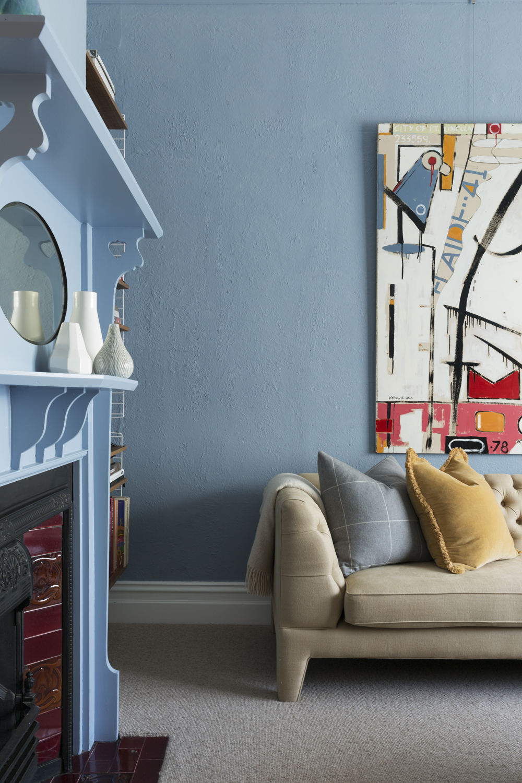Clifton Hill sitting room snug design by Melbourne interior designer Meredith Lee