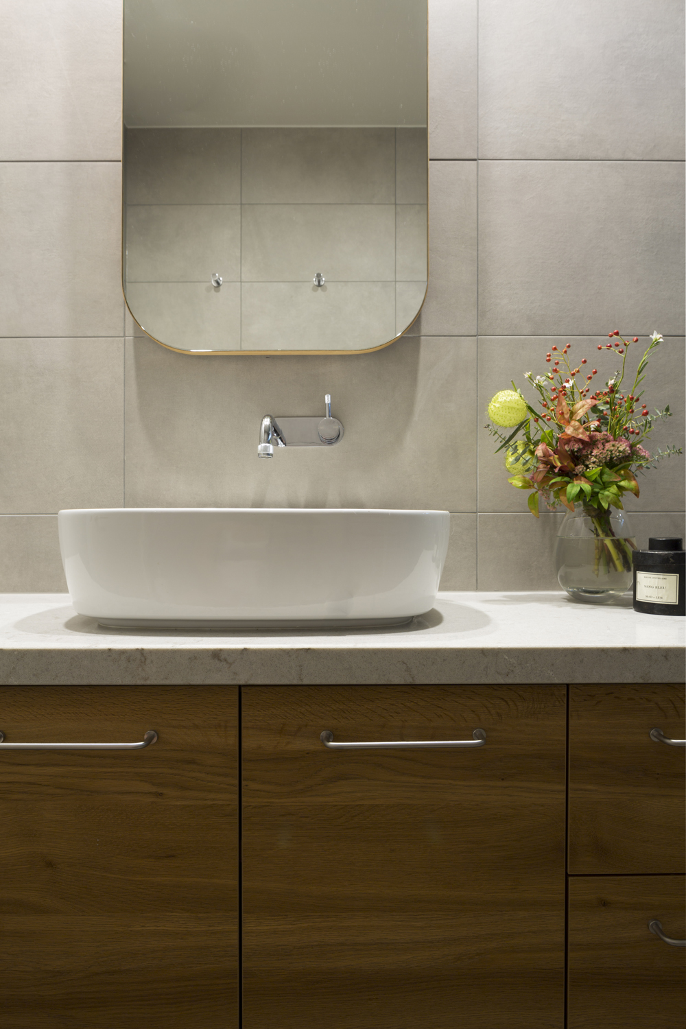 Redhill bathroom design by Melbourne interior designer Meredith Lee