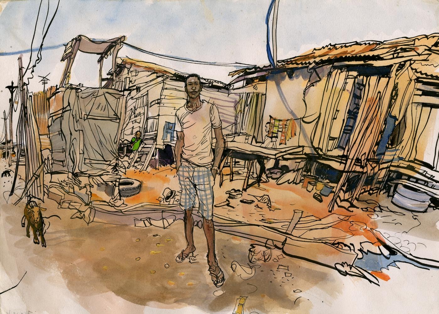 Otto Ilogbo community, Lagos
