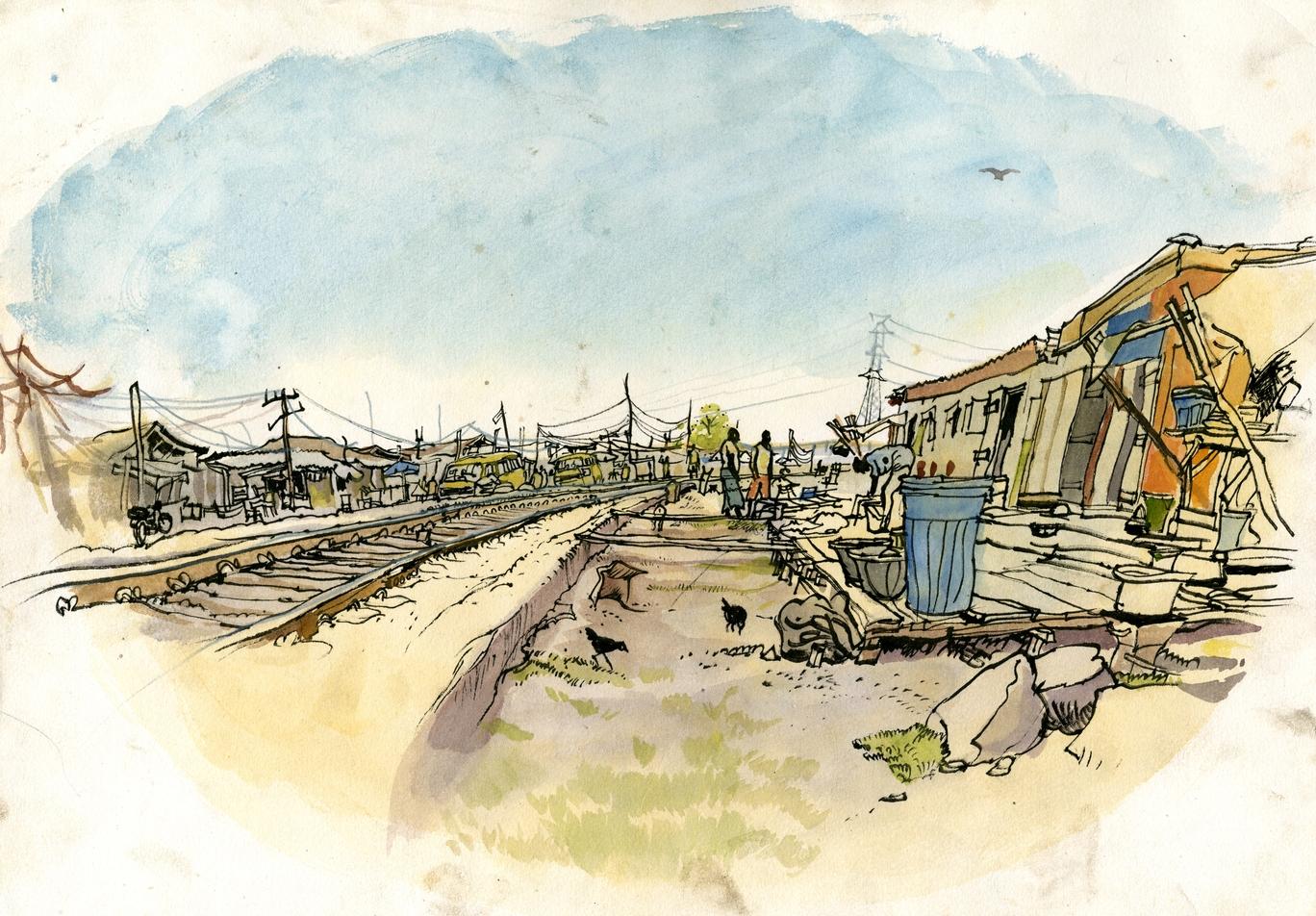 Badia East Community, Lagos