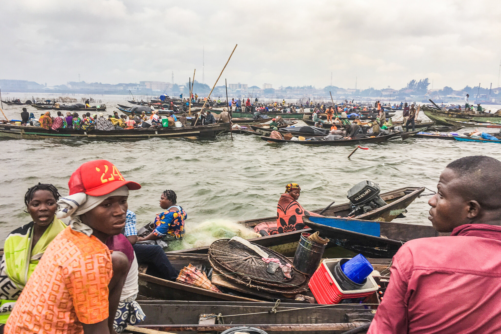 30,000 DISPLACED - The community of Otodo Gbame was forcibly evicted from their homes in a series of attacks by police and armed thugs that took place between November 2016 and April 2017. In the final eviction, those still holding on were forced to flee by boat into the lagoon. From there, they scattered across Lagos — refugees in their own city.Nine people are believed to have drowned trying to escape, and two people were shot — one died. An additional 15 people are still unaccounted for, and 30,000 more remain displaced.This film is a work of resistance — made in memory of lives lost and fractured in the eviction of Otodo Gbame — and will be a mobilization tool in the struggle for justice and the inclusive development of the largest city in Africa.