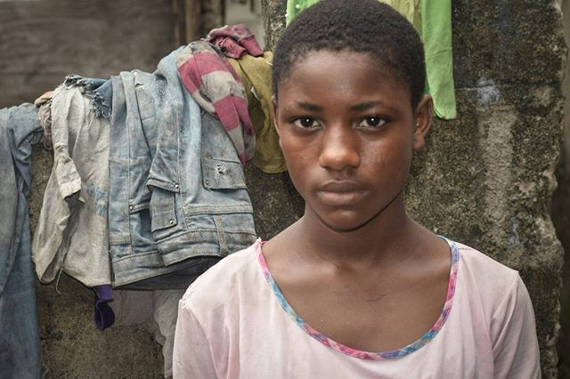 """""""I'm 15 years old and I'm done with my junior secondary school education, about to enter senior secondary.  I want to study law because of what happen to my mom. The landlord came to collect house rent from us when our rent has not expired in order to deduct it from our next rent. He threw us out of his house because we had no money to give to him. I want to defend people who face similar issues"""". - Ruth Ikpoki (Sengo-Polo community)  ____________________________________________ #humansofph #portharcourt #photography  #community  #media #photooftheday #canon #portrait #stories #documentaryphotography #documentary #justice  #portraitphotography #journalist #journalism #portraits #people #art #KnowYourCityTV @knowyourcity.tv #SDI @sdi_net #UrbanPovertyFighter @justempower @legends.of.lagos"""