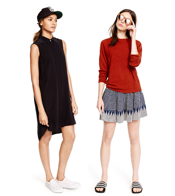 J.Crew is to my 27-year-old self what Abercrombie was to my 13-year-old self  (Image source: JCrew.com)