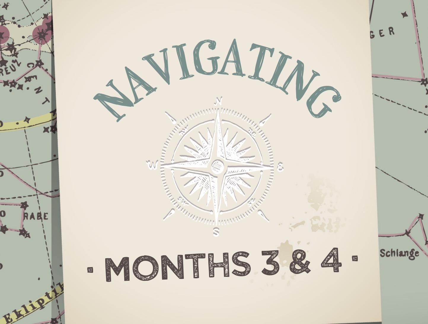 Taking Cara Babies Navigating Months 3 & 4