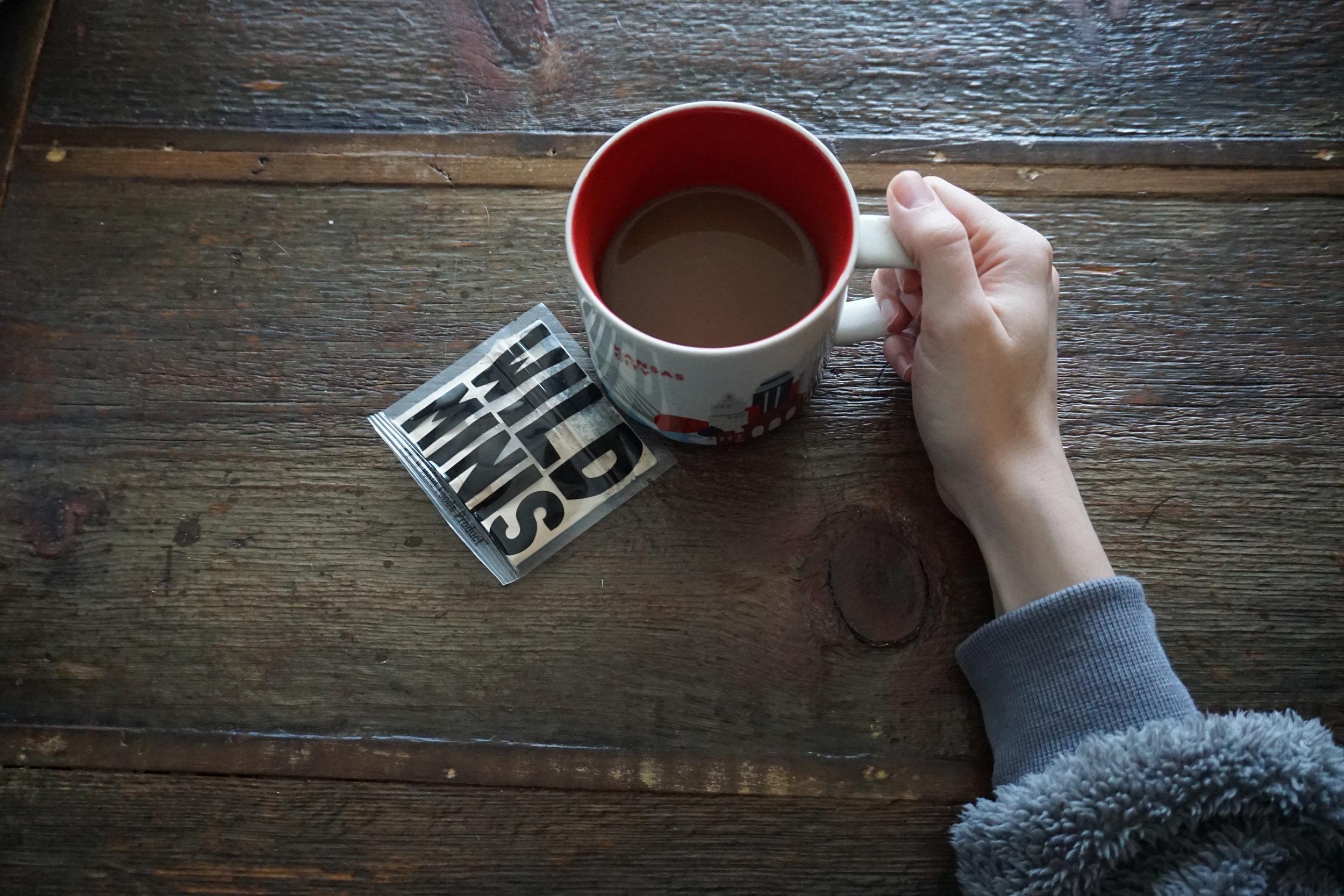 Wild Foods Collagen in Coffee
