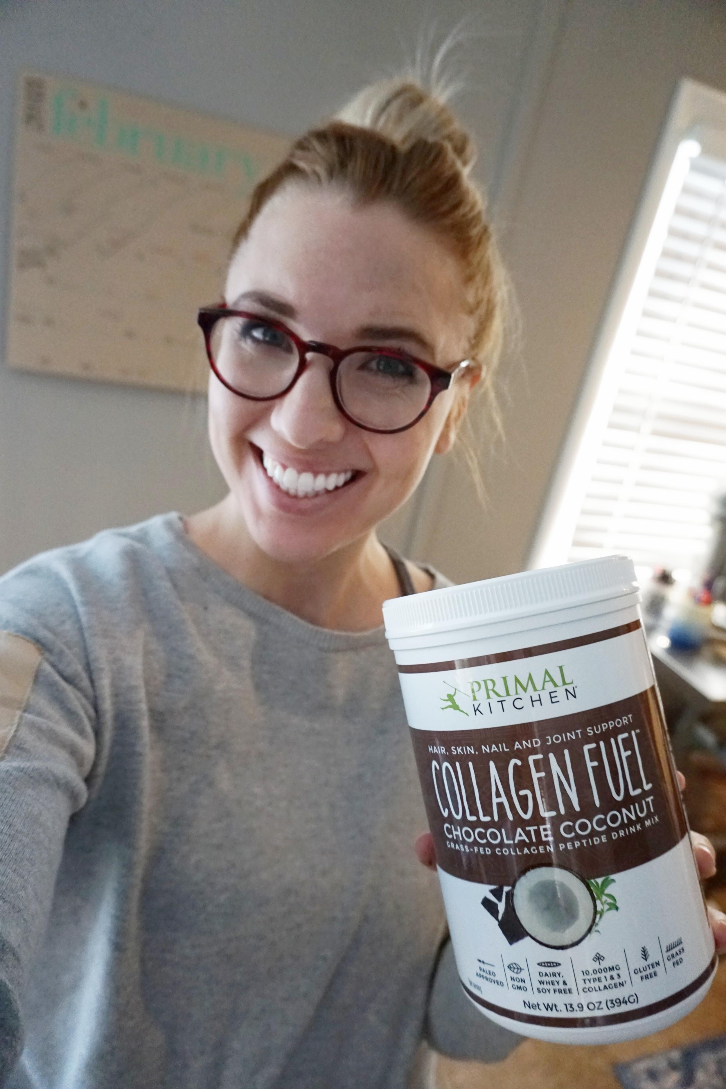 Primal Kitchen Collagen Fuel Chocolate Coconut
