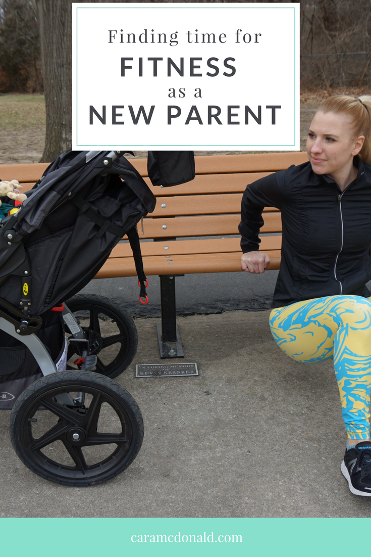 Finding time for fitness as a new parent + a postnatal yoga flow for postpartum moms