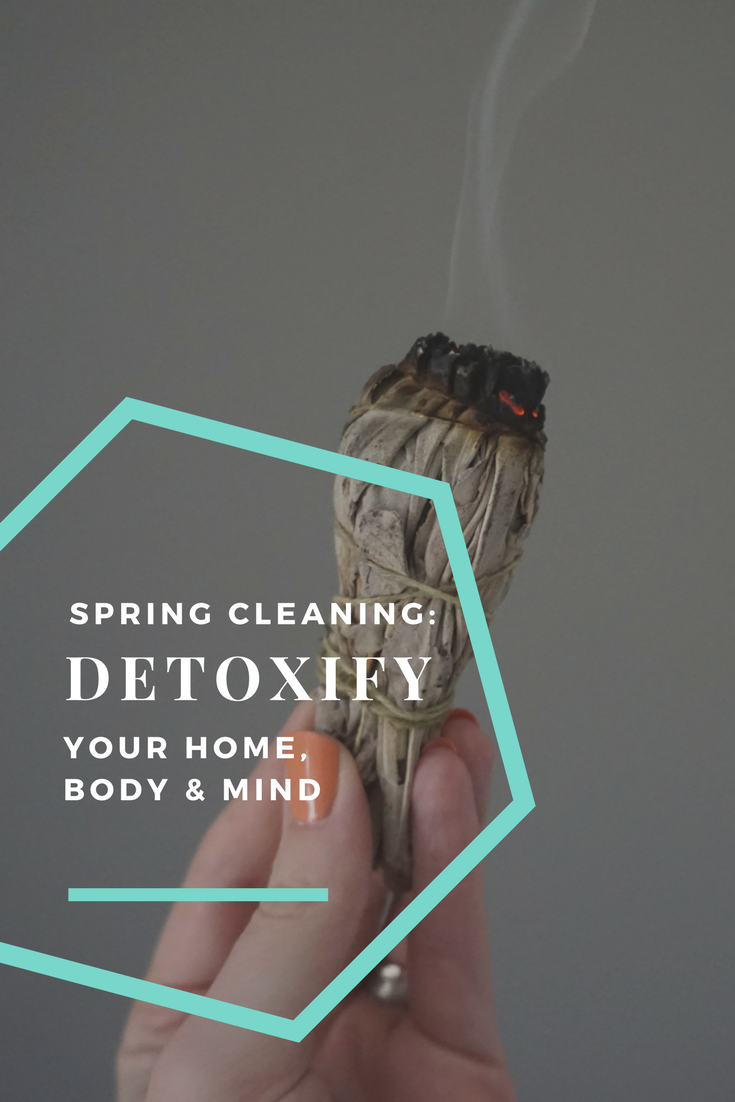 Spring cleaning: Ideas to detoxify the home, the body & the mind - Cara McDonald blog