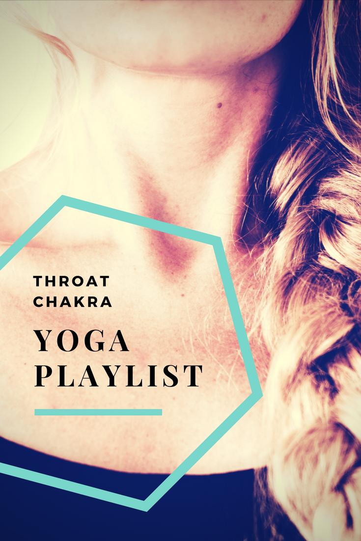 Throat chakra yoga playlist: Find and speak your truth - Cara McDonald