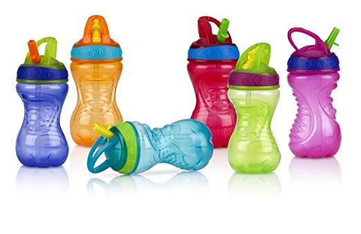 Nuby Straw Cups - Favorite Products for months 10-12