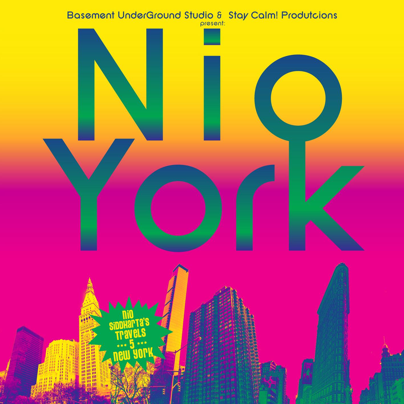 """Nio York"" (U.S.A.)"