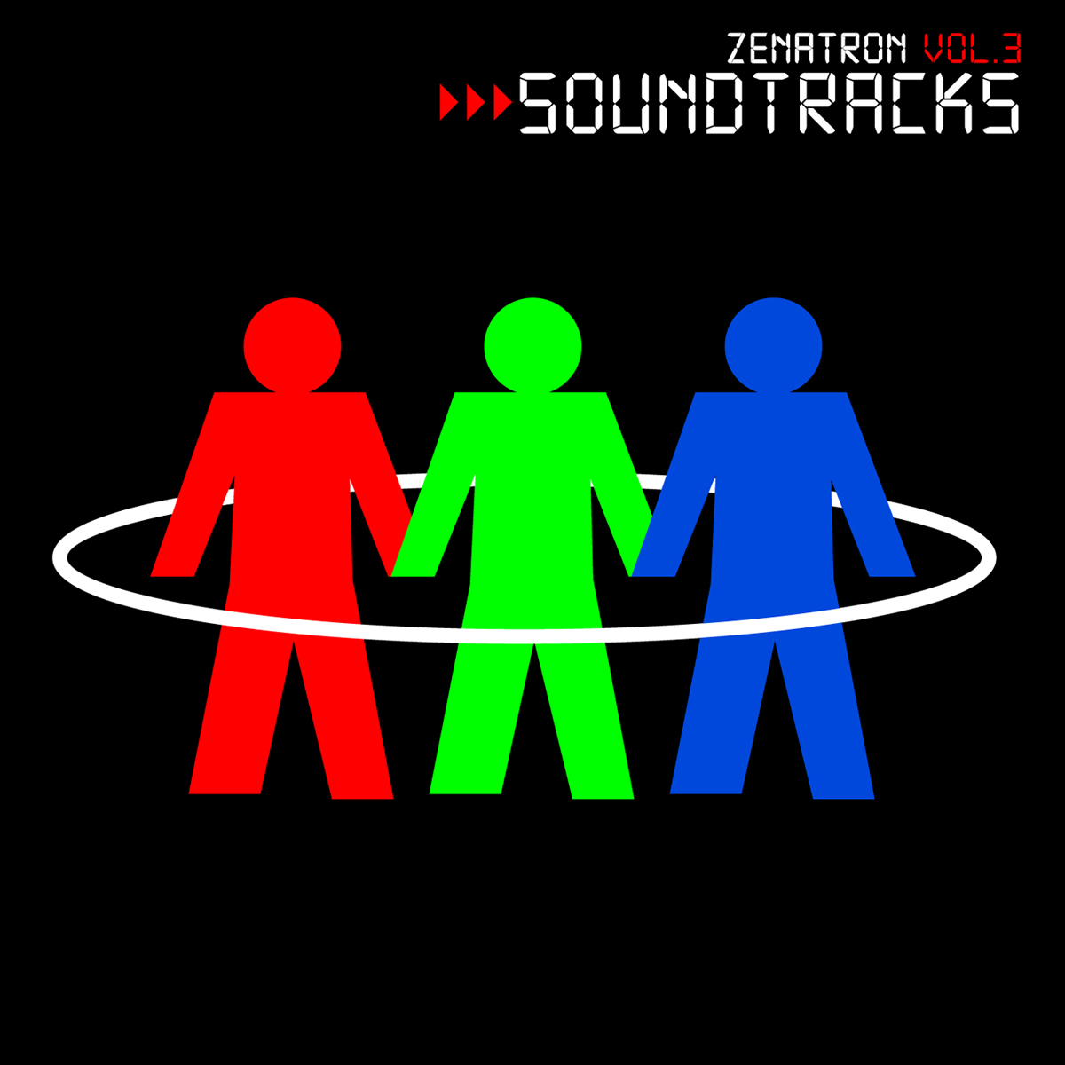 "Zenatron 3 ""Soundtracks"" (Italy)"