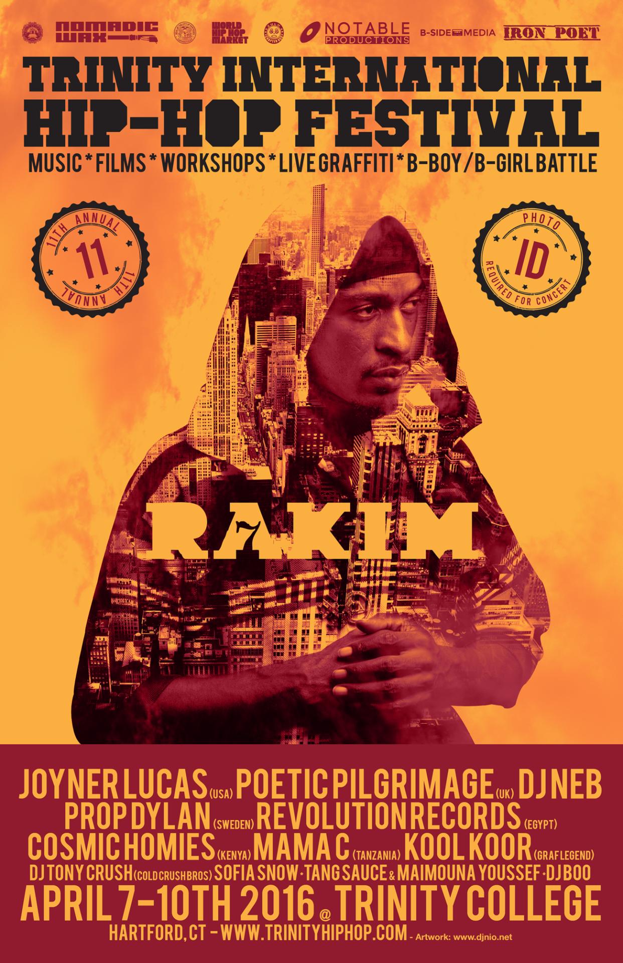 Trinity International Hip Hop Festival (U.S.A.)