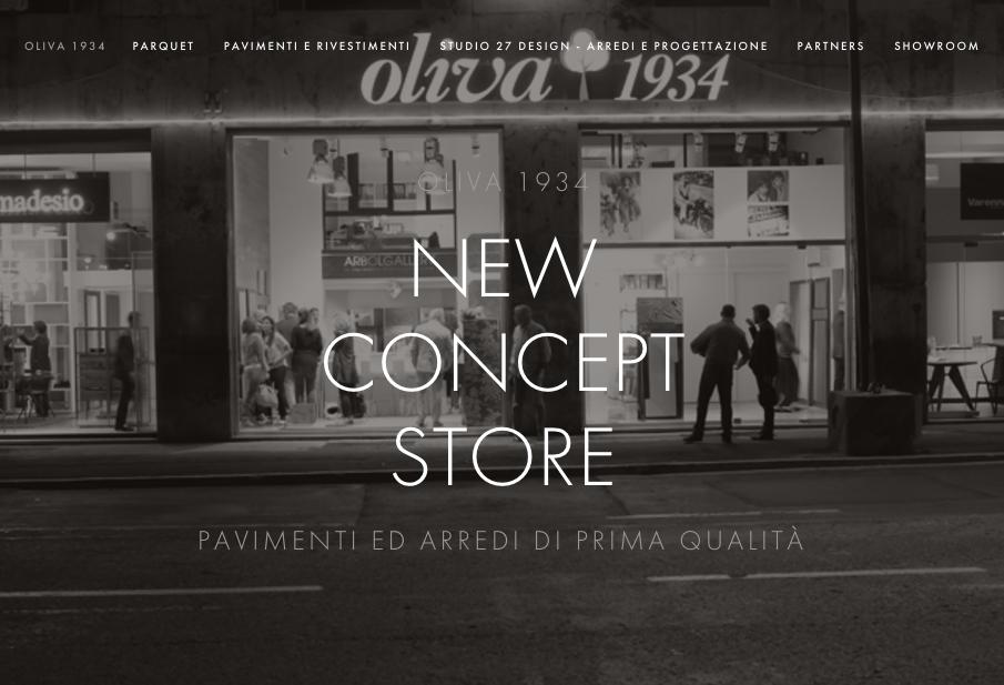 Oliva 1934 - New Concept Design