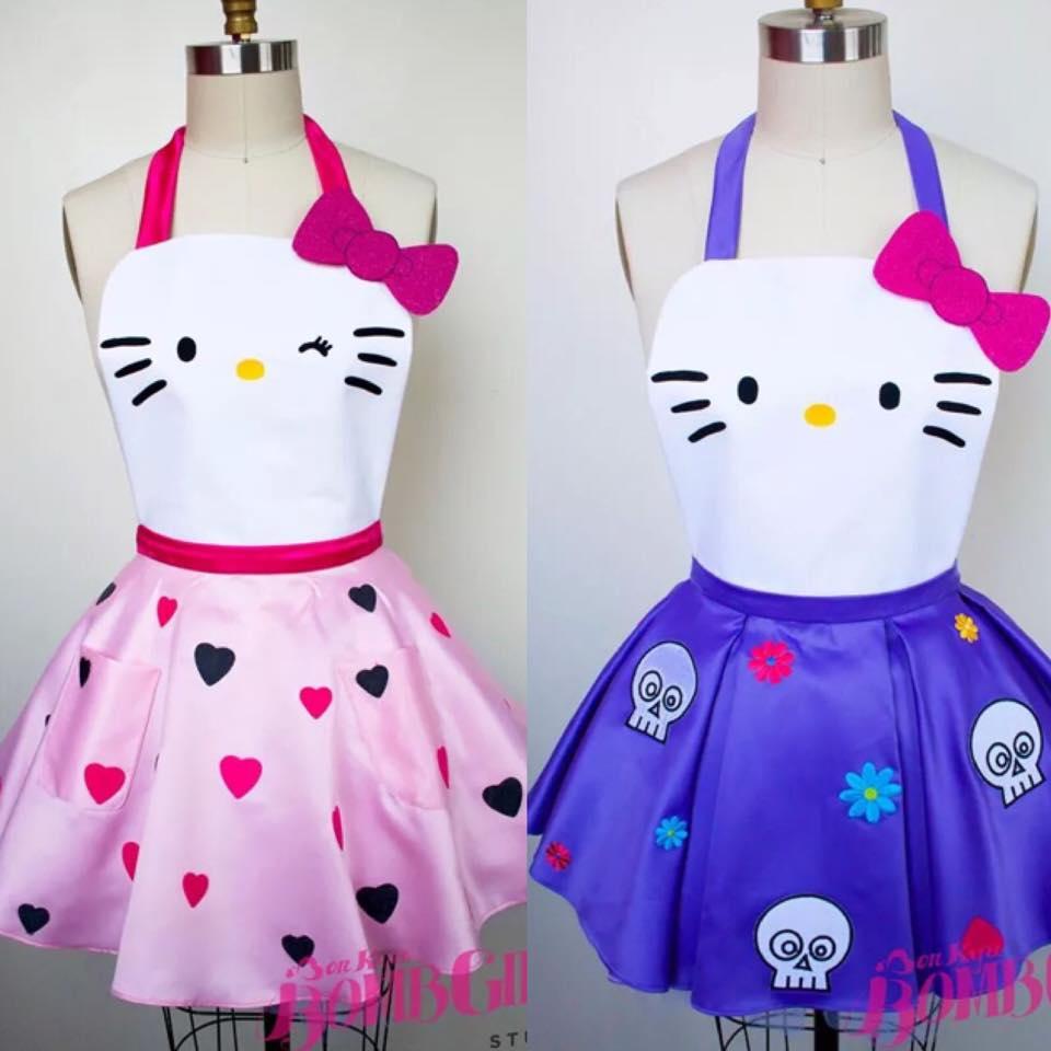Hello Kitty Aprons