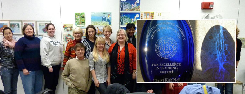 Advisor and Instructor for RISD-CE Children's Book Illustration Certificate Program