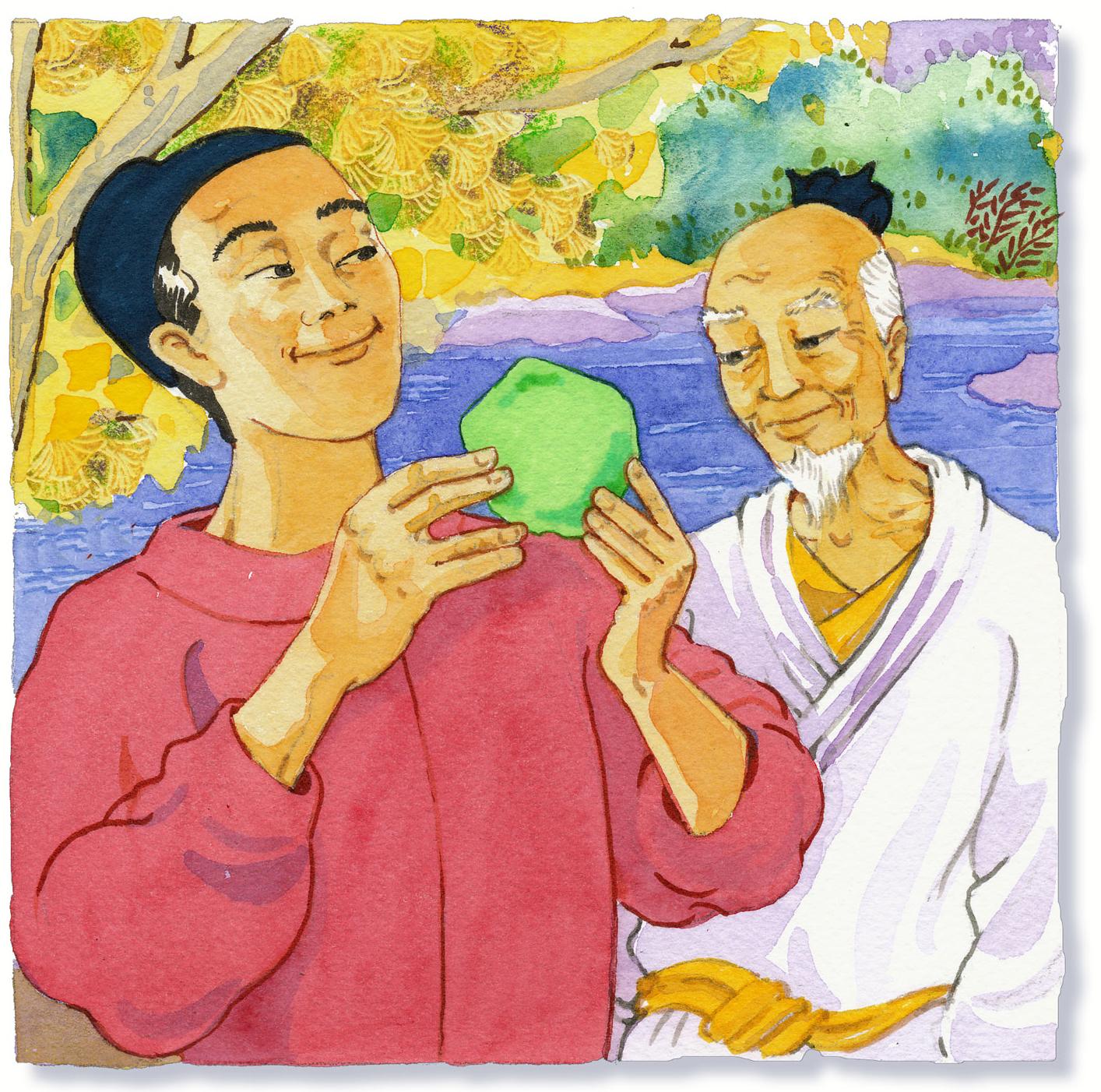 Chinese folktale