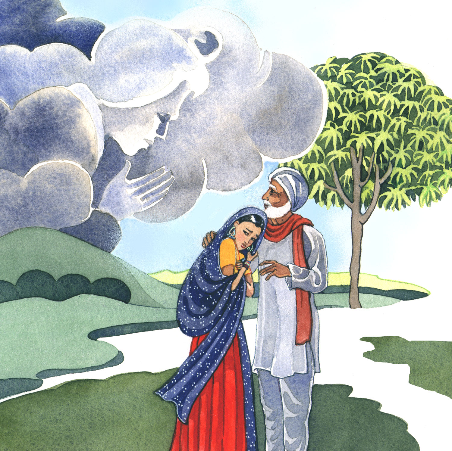 Folktale from India