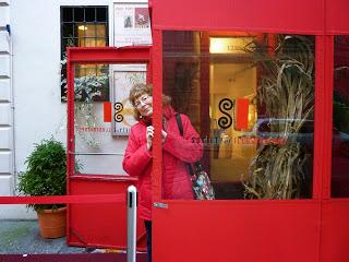 Judith Moffatt at the Society of Illustrators