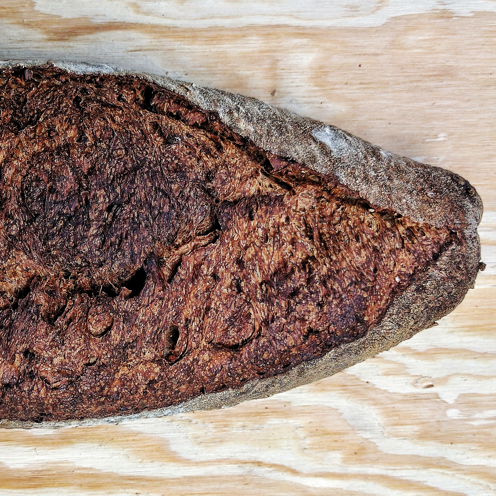 Mesquite syrup batard