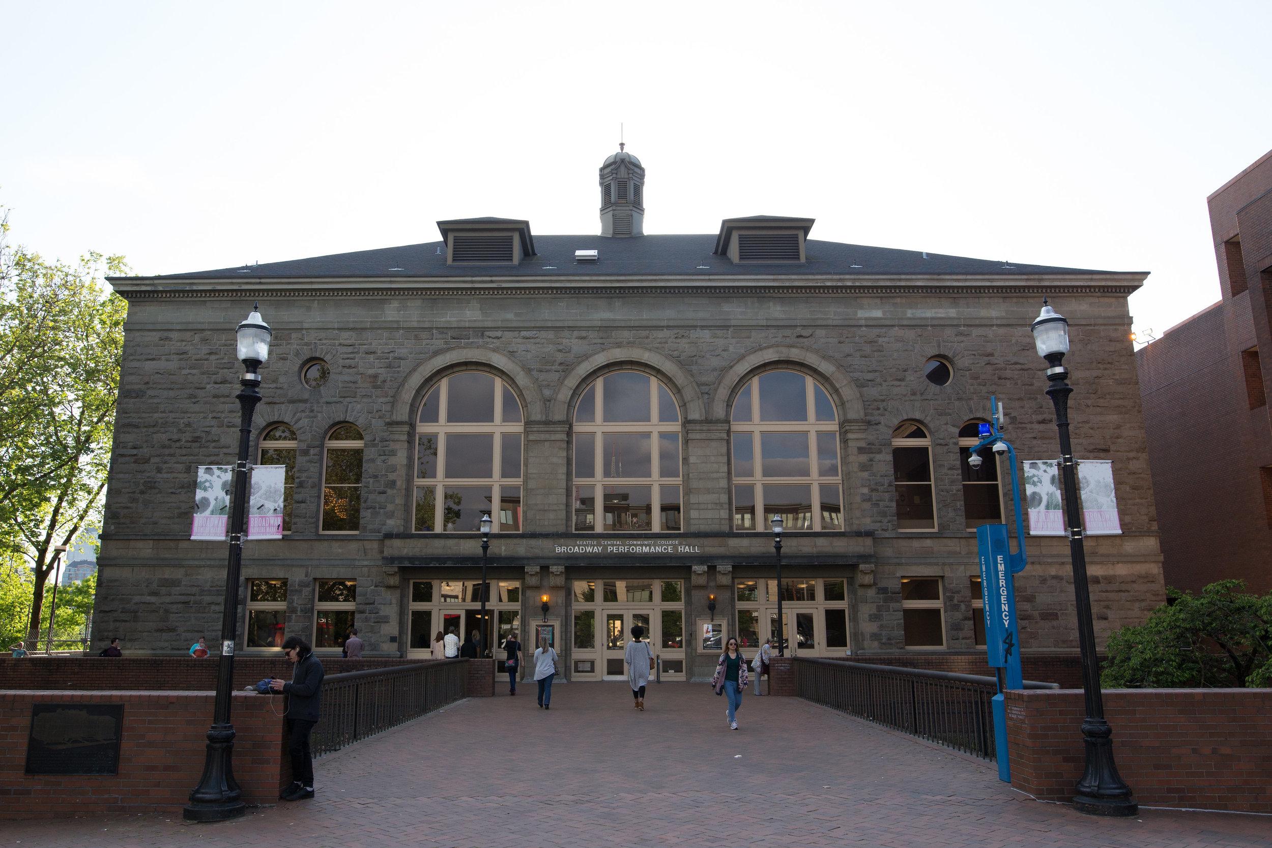 Broadway Performance Hall, Seattle, WA