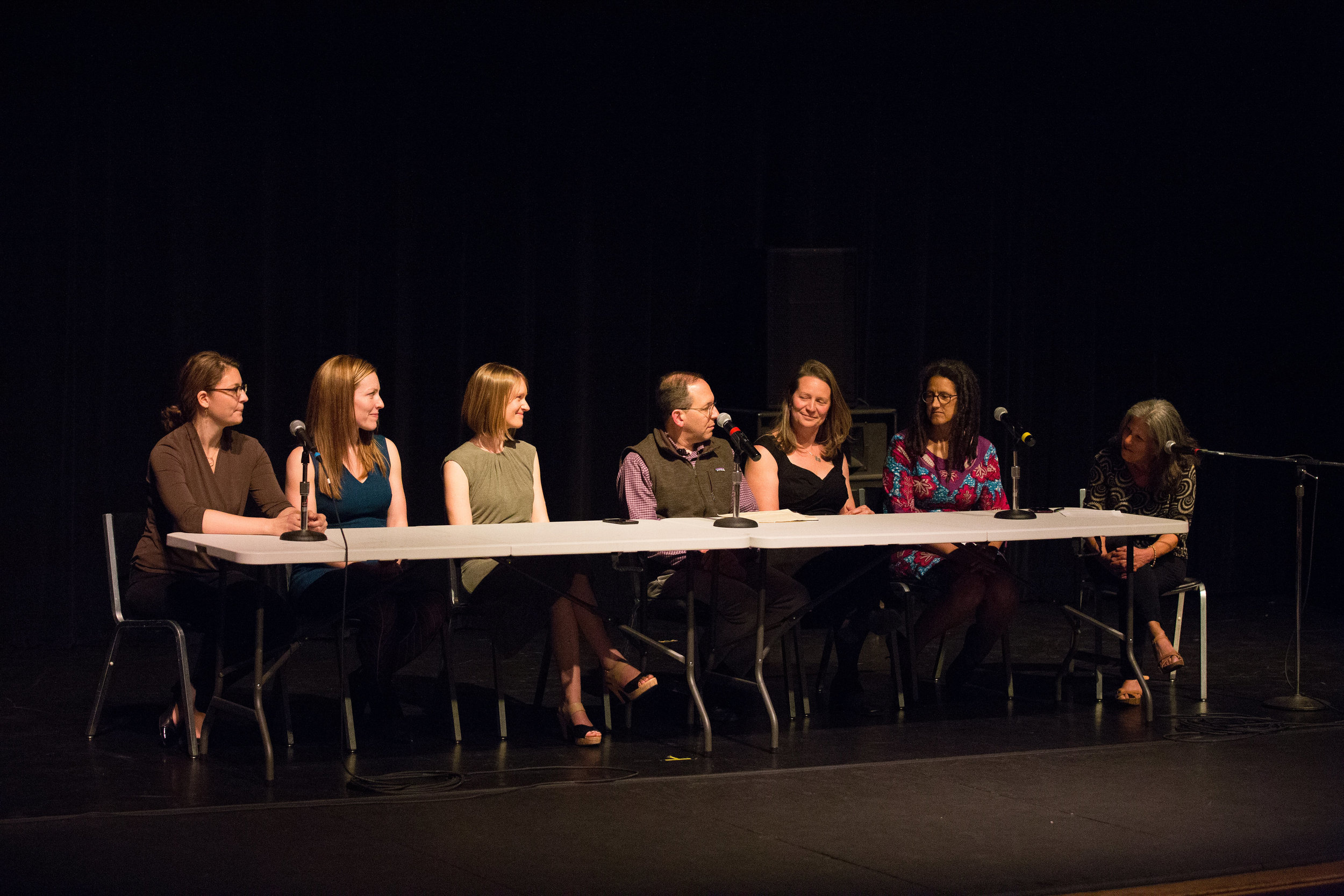 Post-Screening Panel Discussion