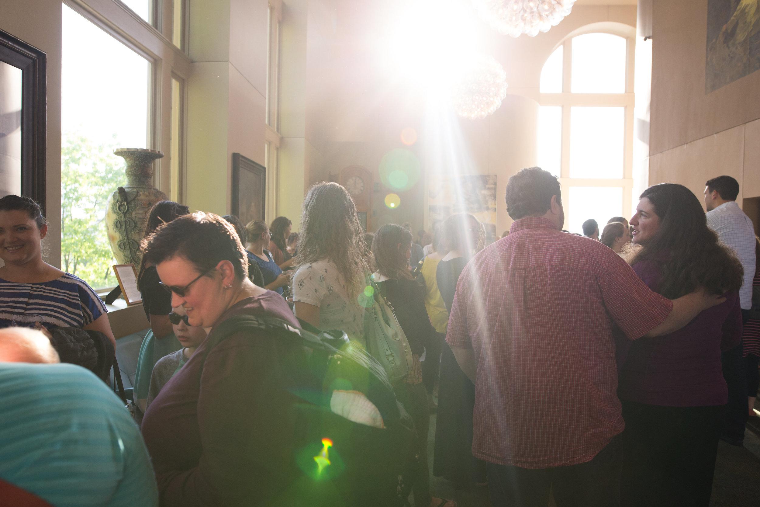 Pre-Screening Reception